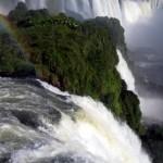イグアスの滝(ブラジル側)