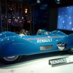 ルノーレーシングカー(パリ)